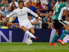 Recorduri incredibile pentru Cristiano Ronaldo