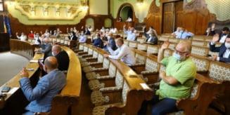 Rectificare de buget la Consiliul Judetean Mures