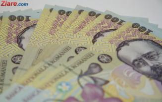Rectificarea bugetara a fost publicata in Monitorul Oficial