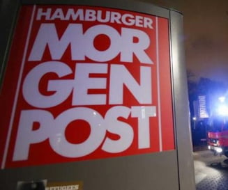 Redactia unui ziar german, atacata - ce legatura are cu Charlie Hebdo