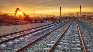Redeschiderea circulatiei feroviare pe podul de peste raul Arges, intre Vidra si Comana, va costa peste 655 milioane lei
