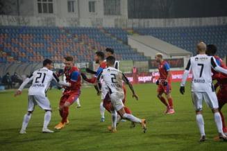 Rednic, al cincilea egal consecutiv la echipa lui Hagi. FC Viitorul trage sperante la play - off