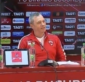 Rednic, dupa ce patronul lui Dinamo i-a oferit echipa gratis lui Tiriac: Mie mi-a cerut 3 milioane de euro