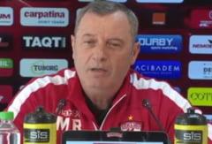 Rednic taie si spanzura la Dinamo: A dat afara un jucator dupa numai trei meciuri disputate!