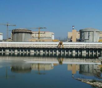 Reduceri de personal la centrala nucleara Cernavoda