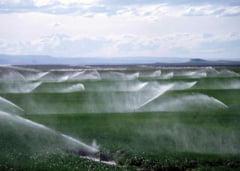 Refacerea sistemului de irigatii necesita aproape un miliard de euro