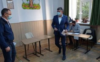 Referendum Buzau - Tintesti: Marcel Ciolacu, nemultumit de prezenta la urne a buzoienilor VIDEO