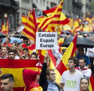 Referendum pentru independenta: 10 fapte care descriu criza din Catalonia