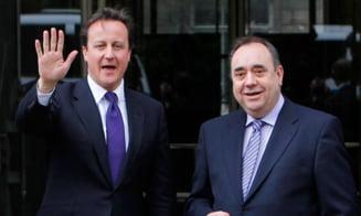 Referendum pentru independenta Scotiei? David Cameron isi da acordul