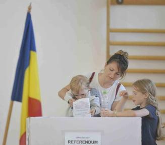 Referendumul pentru Justitie - rezultate provizorii BEC: Peste 80% de DA si procentul creste