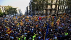 Referendumul pentru independenta Cataloniei, suspendat de Curtea Constitutionala