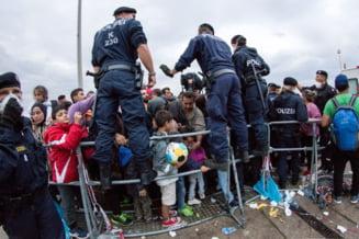 Refugiatii inchid granite: Avertismente de calatorie de la MAE pentru Austria si Ungaria