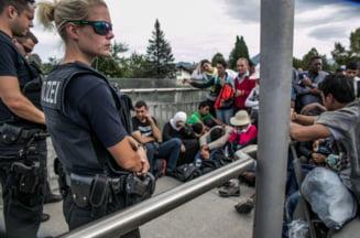 Refugiatii sirieni si afgani s-au luat la bataie in Croatia