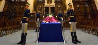 Regalitatile straine care vin la inmormantarea reginei Ana