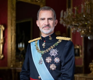Regele Felipe al Spaniei, in carantina dupa ce a intrat in contact cu o persoana diagnosticata cu COVID-19