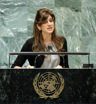 Regele Iordaniei si-a anulat vizita in Romania, din cauza gafei lui Dancila, insa Printesa Dina a Iordaniei a fost in Bucuresti