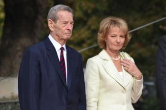 Regele Mihai, la 91 de ani: Fostul suveran a inaugurat piata care-i poarta numele (Galerie foto&video)