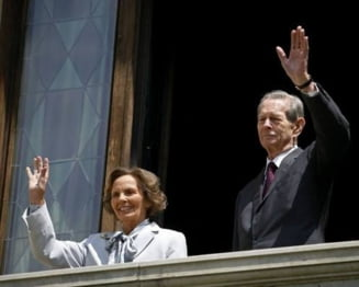 Regele Mihai nu a participat la ceremoniile pentru regina Ana: Ii este foarte greu. E o povara teribila, erau extrem de apropiati