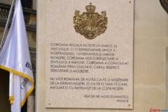 Regele Mihai va avea un bust-efigie in Piateta Regelui