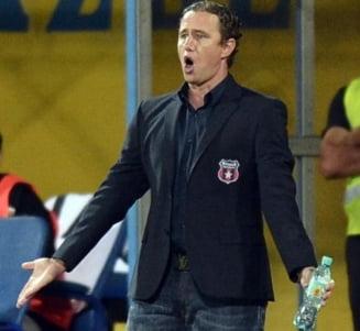 Reghecampf anunta un nou transfer la Steaua: Va marca multe goluri