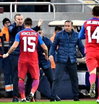 Reghecampf are postul asigurat la Steaua. Becali: Stiti ce ma intereseaza? Banii!