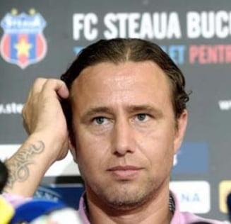 Reghecampf explica infrangerea cu Dinamo Moscova