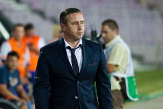 Reghecampf explica infrangerea din meciul cu CFR Cluj