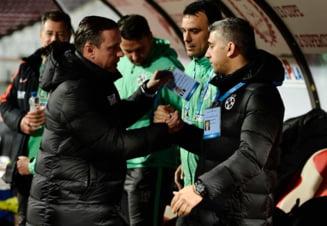 Reghecampf reactioneaza in scandalul urias de la Steaua