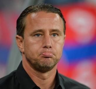 Reghecampf vrea sa demisioneze de la Steaua