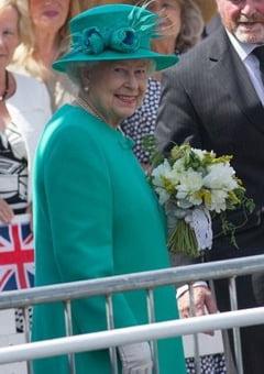 Regina Angliei, despre stranepotul sau: Sa se nasca mai repede, inainte sa plec in vacanta