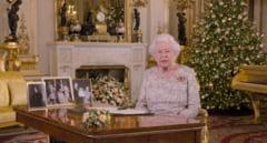 Regina Elisabeta, in mesajul de Craciun: Sunt o bunica destul de ocupata (Video)