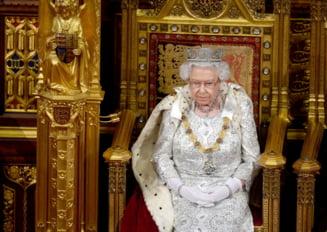 Regina Elisabeta a II-a a deschis noua sesiune parlamentara din UK: Prioritatile Guvernului incep cu Brexit-ul la 31 octombrie