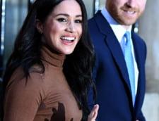 Regina Elisabeta a II-a este de acord ca printul Harry si Meghan Markle sa locuiasca in Canada