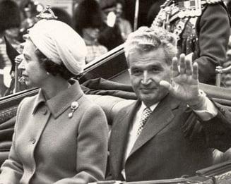 Regina Elisabeta s-a ascuns de Ceausescu in tufisuri, in 1978
