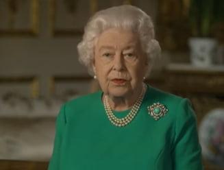 Regina Elizabeth a II-a: Pastele nu este anulat. Coronavirusul nu ne va invinge