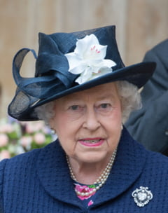 Regina Marii Britanii, vizita istorica intr-un lagar nazist