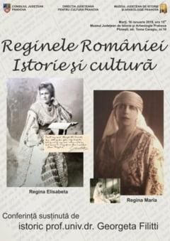 Reginele Romaniei - Istorie si cultura