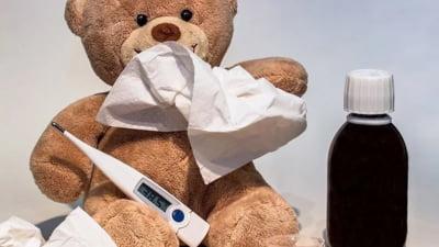 Reguli obligatorii pentru scoli din cauza epidemiei: La 3 cazuri de gripa, clasa se inchide