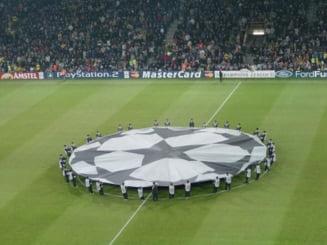 Reincep Liga Campionilor si Europa League. Vezi meciurile de marti