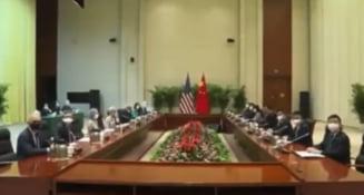 """Relațiile dintre China și SUA, """"în impas"""". Un oficial chinez de rang înalt le-a cerut Statelor Unite să înceteze """"demonizarea"""" Beijingului"""
