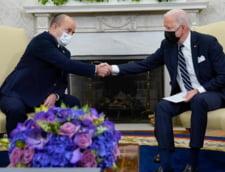 Relatia SUA-Israel fara Netanyahu: Biden - Bennett, intelegerea din spatele usilor inchise VIDEO