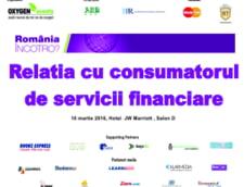Relatia cu consumatorul de servicii financiare