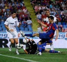 Remiza de cinci stele intre Steaua si CFR Cluj
