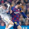 Remiza in derbiul dintre FC Barcelona si Real Madrid