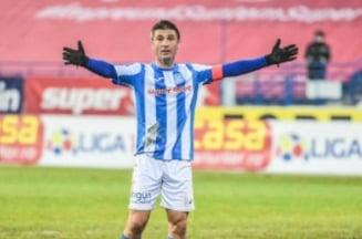 Remiza intre Chindia si Poli Iasi in Liga 1. Moldovenii au scos un punct gratie veteranului Andrei Cristea