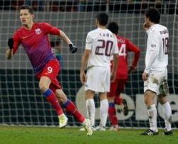 Remiza nebuna intre Steaua si CFR Cluj