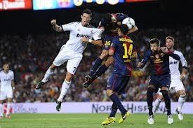 Remiza spectaculoasa intre Barcelona si Real Madrid