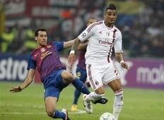 Remiza spectaculoasa intre Milan si Barcelona in Liga Campionilor