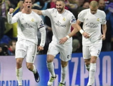 Remontada! Cristiano Ronaldo califica Realul in semifinalele Champions League