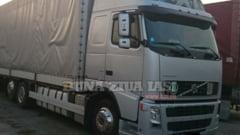Remorca si autocamion furate in Lituania descoperite la Vama Sculeni